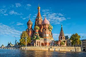 Saigontourist: Hành trình mới thưởng ngoạn thu vàng nước Nga, giá ưu đãi