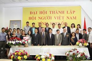 Đại hội Hội người Việt Nam tỉnh Svetlốp Thống Nhất