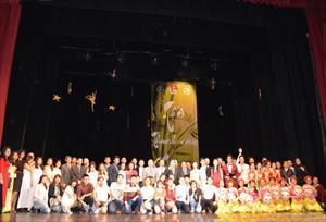 """Tin ảnh: Chương trình giao lưu nghệ thuật """"Thời thanh niên sôi nổi"""" tại Matxcova"""