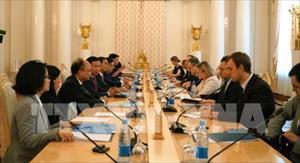 Quan hệ kinh tế, thương mại Việt - Nga ngày càng mở rộng