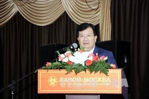 Phó thủ tướng Trịnh Đình Dũng tham dự Diễn đàn Doanh nhân Việt Nam tại Nga