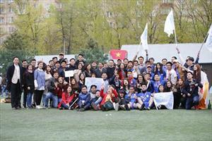 Thư cảm ơn của BTC Đại hội thể thao sinh viên - 2017