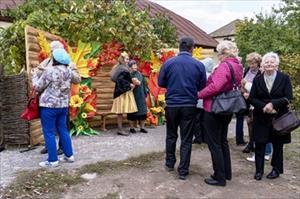 Độc đáo Lễ hội Mù tạt ở Volgograd (LB Nga)