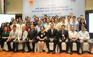 Chủ động bảo vệ lợi ích của 4,5 triệu người Việt ở nước ngoài