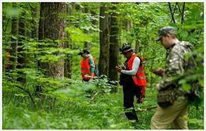 Bé gái Nga 5 tuổi được tìm thấy sau 3 ngày mất tích trong rừng
