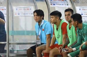 HLV Park Hang-seo nhận tin dữ trước trận gặp Indonesia