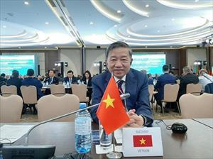 Bộ trưởng Tô Lâm tham dự Hội nghị về phòng, chống khủng bố tại Liên bang Nga