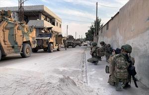 Tổng thống Thổ Nhĩ Kỳ sẽ thảo luận với ông Putin về vùng an toàn