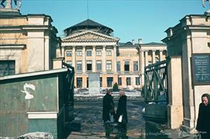 Moscow năm 1952 qua ảnh của nhà ngoại giao người Mỹ