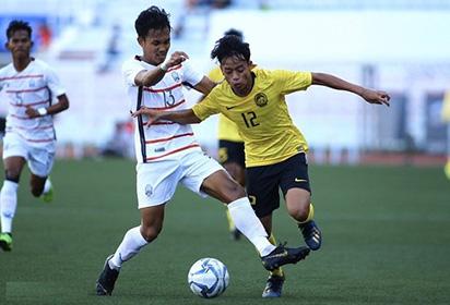 U22 Campuchia giành vé vào bán kết, làm nên lịch sử ở SEA Games 30