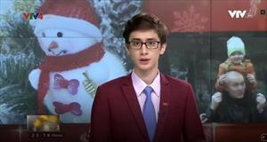 MC mang dòng máu Nga - Việt của VTV từng nổi trên mạng giờ ra sao?