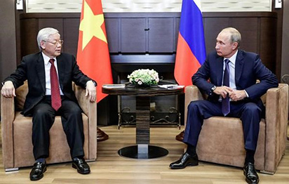 Chuyên gia Nga: Hợp tác nghị viện Việt Nam - Nga đang bước vào giai đoạn phát triển mới