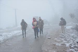 Đón khí lạnh tăng cường, miền Bắc nhiều nơi dưới 0 độ