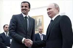 Qatar muốn mua hệ thống phòng thủ tên lửa S-400 của Nga