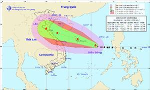 Lần đầu tiên Việt Nam đưa ra mức cảnh báo Bão nguy hiểm cấp độ 4
