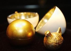Sa hoàng Alexander III và những quả trứng Phục sinh siêu quý