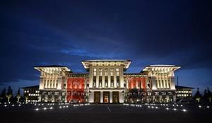 Dinh thự lớn gấp 30 lần Nhà Trắng của tổng thống Thổ Nhĩ Kỳ