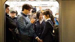 Nạn quấy rối tình dục nơi công cộng ở Nhật Bản