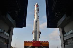 Trung Quốc phóng thành công tàu vũ trụ chở hàng lên không gian