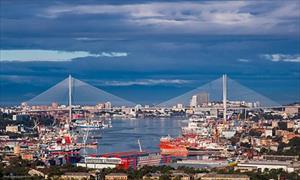 Vladivostok – xứng danh tiền đồn phía Đông của nước Nga
