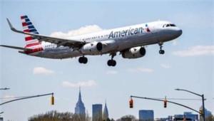 Hãng hàng không Mỹ đình chỉ nhân viên vì đánh khách nữ bế con nhỏ