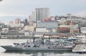 Vladivostok – cánh cửa rộng mở đưa Nga đến với Châu Á