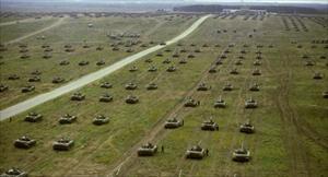 Quân Nga ồ ạt tiến vào láng giềng, NATO hốt hoảng