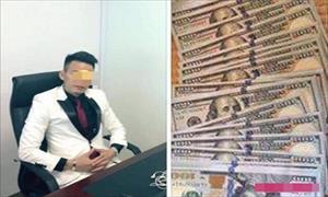 Nghi phạm cướp Range Rover ở Hà Nội khoe có 1.000 tỷ