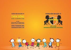 TTMN Thần đồng Á - Âu thông báo tổ chức Ngày Quốc tế Thiếu nhi 1-6 tại nhà hàng VietSoul