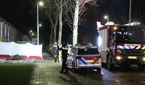 Liên tiếp xảy ra tấn công bằng dao ở Hà Lan