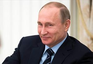 """Tổng thống Nga V.Pu-tin là một trong """"100 nhân vật có ảnh hưởng nhất thế giới"""""""