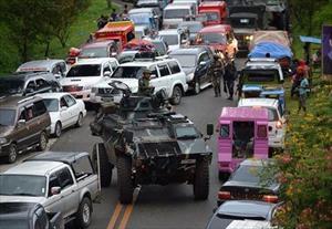 Quân đội Philippines diệt 35 tay súng IS, tiếp tục tấn công tái chiếm Marawi