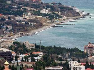 Crimea cười nhẹ vì cấm vận kinh tế Nga