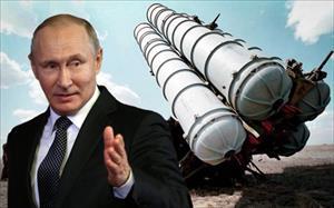 """""""Rồng lửa"""" S-300 giúp Putin thay đổi cán cân quyền lực ở Trung Đông"""