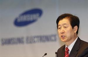 Hai lãnh đạo Samsung từ chức vì liên đới bê bối Tổng thống