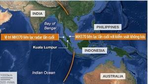 Trùng hợp đáng sợ giữa máy bay Myanmar Y-8F-200 và MH370