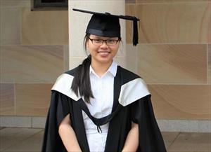 Cô gái nhận học bổng tiến sĩ 10 trường tại Mỹ