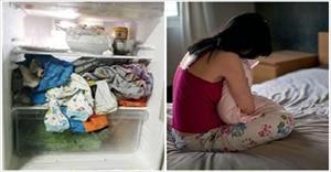 Chán vợ tàn tạ sau sinh, chồng bỏ bê gia đình một lần vô tình nhìn thấy vợ cho thứ này vào tủ lạnh chồng bật khóc nức nở