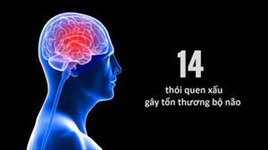 14 thói quen xấu gây tổn thương bộ não mà ai cũng mắc phải