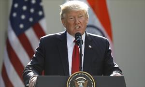 Trump nói vấn đề Triều Tiên cần được xử lý nhanh chóng