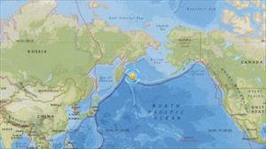 Động đất 7,8 độ Richter gây cảnh báo sóng thần ở Bắc Thái Bình Dương