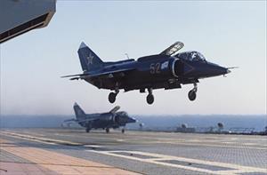Nga phát triển máy bay chiến đấu cất-hạ cánh thẳng đứng: Hứa hẹn lợi ích lớn