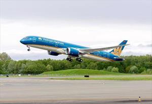 Vì bão số 3 Vietnam Airlines phải lùi 8 chuyến bay