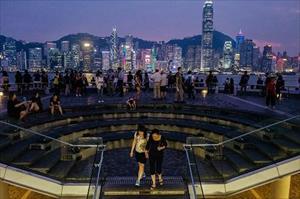 Tháp chọc trời tại Hong Kong đắt đỏ nhất thế giới