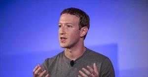 Tỷ phú Mark Zuckerberg:
