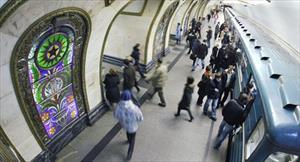 Hệ thống tàu điện ngầm Mátxcơva - niềm tự hào của thủ đô Nga