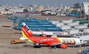 Hàng không Việt Nam đang phát triển nhanh và