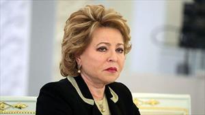 """Chủ tịch Thượng viện Nga: Hoa Kỳ đang """"chơi với lửa"""""""