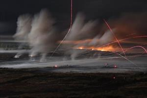Video: Hỏa lực dữ dội từ cuộc tập trận Nga khiến phương Tây khó chịu