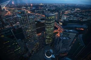 Ảnh: Moscow sẽ khai trương đài quan sát cao nhất châu Âu